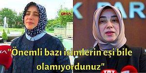 Son Zamanlarda Gündemin Bir Numaralı İsmi Olan AKP'li Özlem Zengin'in Tepki Çeken Bazı Sözleri