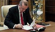 Erdoğan İmzaladı: 4 Ülkeye Yeni Büyükelçi