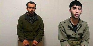 Tek Tek Anlattılar! PKK'lı Teröristlerden Gara İtirafı