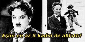 Sivri Zekası ile Ön Plana Çıkan Efsane Sanatçı Charlie Chaplin Hakkında Pek Hoşunuza Gitmeyecek Ayrıntılar