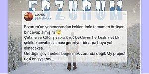 Yerli Bilgisayar Oyunu Erzurum Yüzünden Ünlü Twitch Yayıncıları Kozlarını Twitter'da Paylaştı