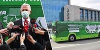 Ankara Büyükşehir Belediyesi, Hurdaya Ayrılmış Dizel Otobüsleri %100 Elektrikli Olarak Geri Döndürüyor
