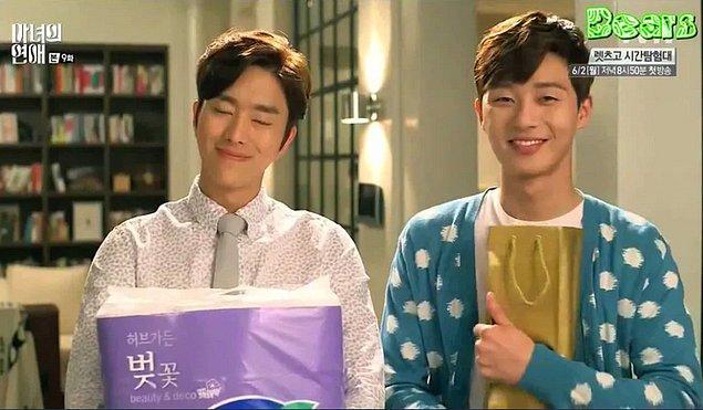 4. Koreliler pratik hediyeler vermeyi severler. Örneğin, yeni evinize ziyarete geldiklerinde size tuvalet kağıdı veya deterjan verebilirler.