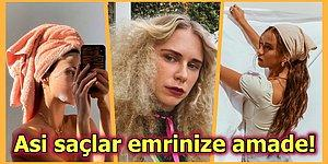Saçlarının Elektriklenmesini Önlemek İçin Ne Yapabilirsin?