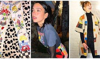 Çevreci ve Sürdürülebilir Bir Moda Trendi: El Boyaması Kıyafetler Yeniden Popüler