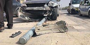 Fren Yerine Gaza Basan Sürücü Önce Trafik Işığını Ardından 3 Yayayı Ezdi