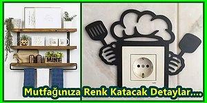 Mutfağınızı Düzenlerken Çok Daha Güzel Görünmesini Sağlayacak 21 Şey