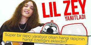 Lil Zey'le En Hızlı Soru Cevap!