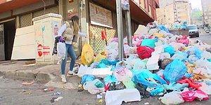 Maltepe Belediyesi'ndeki Grevde İBB Devreye Girdi: 'Halk Sağlığı İçin Çöpleri Topluyoruz'