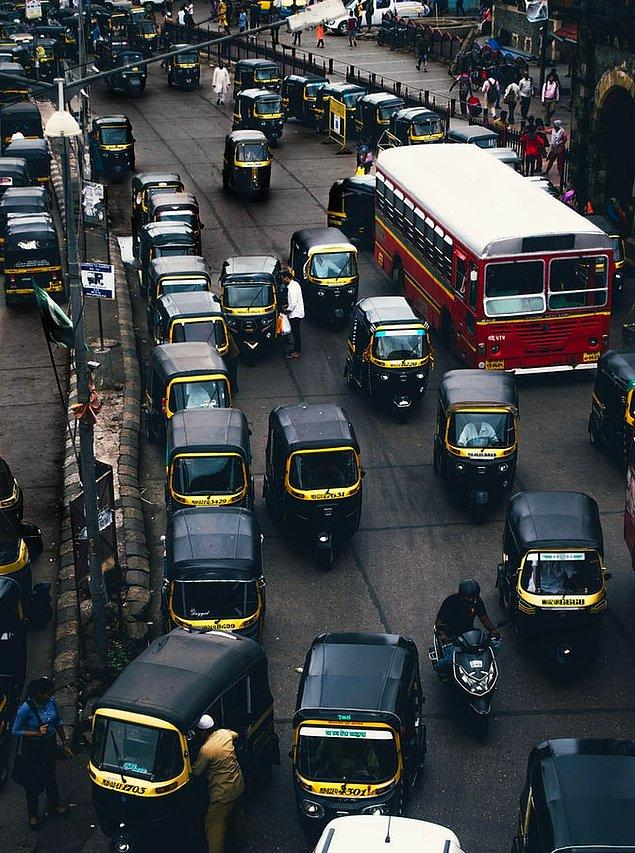 2. Hindistan'daki yollar: