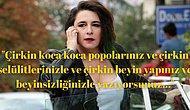 Esra Dermancıoğlu'ndan Kendisine 'Katır, Ayı, Öküz' Diyenlere 'Yazdıklarınızı Koca Popolarınızla Yazıyorsunuz'