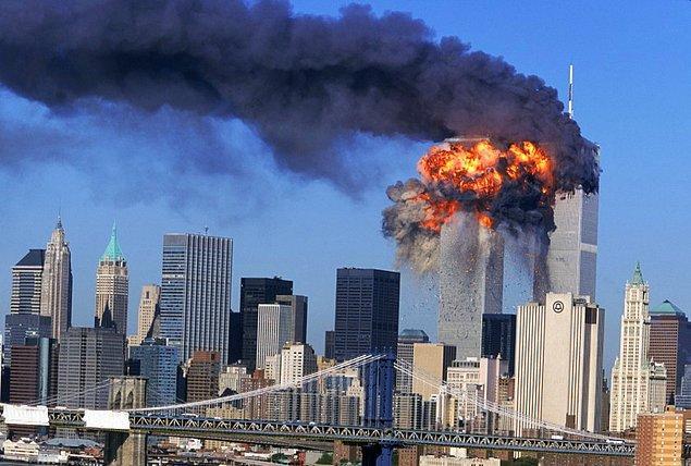 """2. """"11 Eylül olayları gerçek değildi."""""""