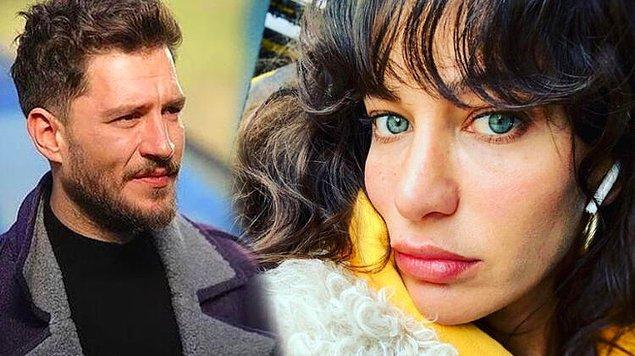 7. Berrak Tüzünataç ve Uraz Kaygılaroğlu'nun yeni bir aşka yelken açtığı iddia edildi!