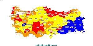 Risk Haritası Belli Oldu! Hangi İller Yüksek Riskli? İstanbul, Ankara ve İzmir'in Risk Tablosu...