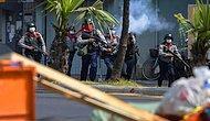 Myanmar'da Darbe Karşıtı Gösterilere Müdahale: En Az 6 Ölü