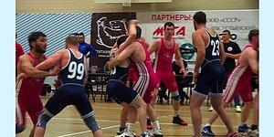 Güreş ve Basketbol Karışımı Bi' Acayip Spor Dalı: Regball