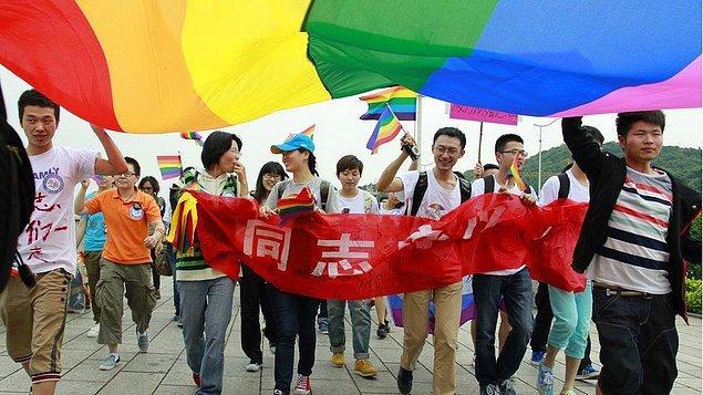 Çin'de bir mahkeme LGBTQ+ topluluğu tarafından tepkilerin odağı haline geldi. Nedeni ise mahkemenin eşcinselliği 'akıl hastalığı' olarak tanımlaması.