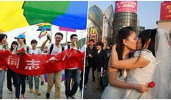 Çin'de Bir Mahkeme Eşcinsellik İçin 'Akıl Hastalığı' Teriminin Kullanılabileceğini Onayladı!
