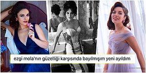 BeStyle Dergisinin Mart Ayı Kapak Kadını Olan Ezgi Mola, Güzelliğiyle Herkesi Büyüledi! 😍
