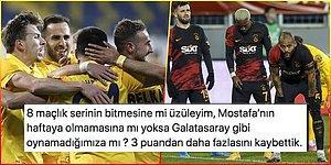 Cimbom'un Serisi Başkentte Son Buldu! Galatasaray Hem 3 Puanı Hem de Mostafa Mohamed'i Kaybetti