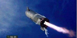 SpaceX'in Uzay Aracı İniş Yaptıktan Sonra Patladı