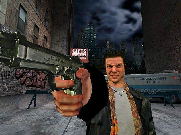 10. New York - Max Payne