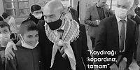 İzmir Büyükşehir Belediye Başkanı Tunç Soyer ve Bergamalı Çocuklar Arasında Geçen Kaydırak Diyaloğu