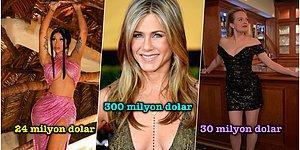 Ekrandan Gözümüzü Ayırmadan İzlediğimiz Dizi ve Programlarda Yer Alan Dünyanın En Zengin Aktrisleri