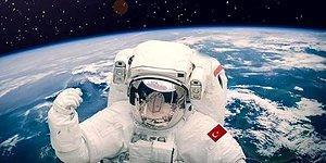 Türkiye Uzay Ajansı Başkanı, Astronot Yerine Önerdiği İsmi Açıkladı: Fezagir