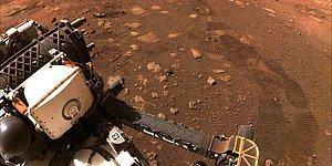 Perseverance Mars'ta İlk Test Sürüşünü Gerçekleştirdi!
