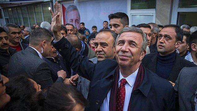 Anketin en çok dikkat çeken bir diğer detayı ise Ankara Büyükşehir Belediye Başkanı Mansur Yavaş oldu.