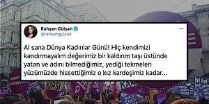 8 Mart'a 1 Kala! Samsun'da Eşi Tarafından Öldüresiye Dövülen Kadının Görüntüleri Herkesi Ayağa Kaldırdı