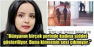 Güney Kore'de Genç bir Kızı Cinsel Saldırıdan Kurtaran Türk Vatandaşı Rabia Şirin, Kahraman İlan Edildi
