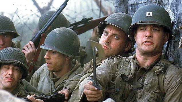 1. Saving Private Ryan (1998)