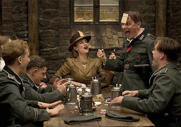 15. Inglourious Basterds (2009)
