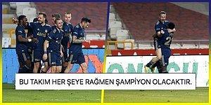 Deplasmanda Kazanmaya Devam! Fenerbahçe Konya'da 3 Puanı Net Skorla Alarak Yarışa Devam Dedi