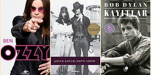 Müzisyenlerin Bizzat Kendilerinin Yazdığı Mutlaka Okumanız Gereken 12 Anı Kitabı