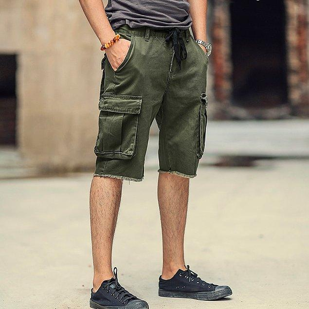 Kısa pantolon!
