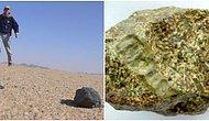 Cezayir'e Düşen Göktaşın Sırrı Ortaya Çıktı: 4.565 Milyar Yıl Öncesinden de Eski