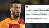 Büyük Şok! Galatasaray, Stat Zeminini Eleştirirken Yöneticilere Laf Atan Belhanda'nın Sözleşmesini Feshetti