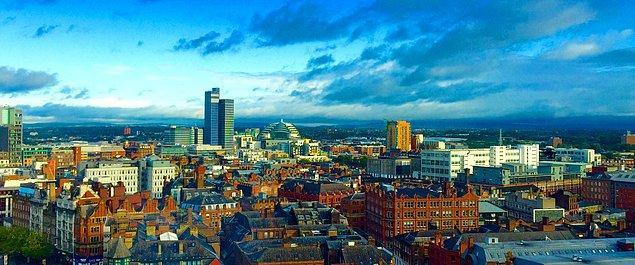 Grup Manchester'da kurulmuştur.