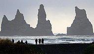 İzlanda'da Volkanik Bölge Krysuvik 800 Yıllık Uykudan Uyandı