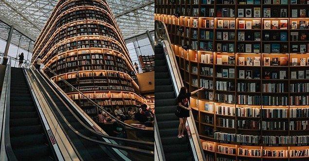 1. Güney Kore-Starfield Kütüphanesi