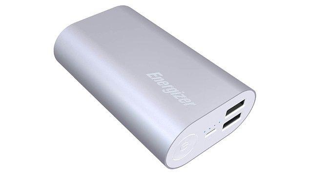 2. Taşınabilir bir batarya ile rahatlığa kavuşun.