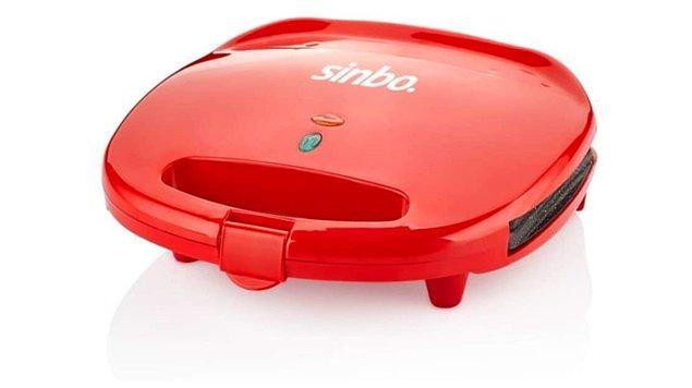 5. Her gün tost yese sıkılmayacaklar için her yere götürebilecekleri minik bir tost makinesi şart.
