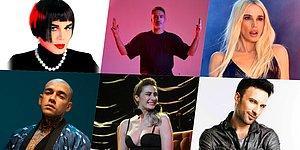 Favori Şarkıcılarını Seç Seni Sana Anlatalım!