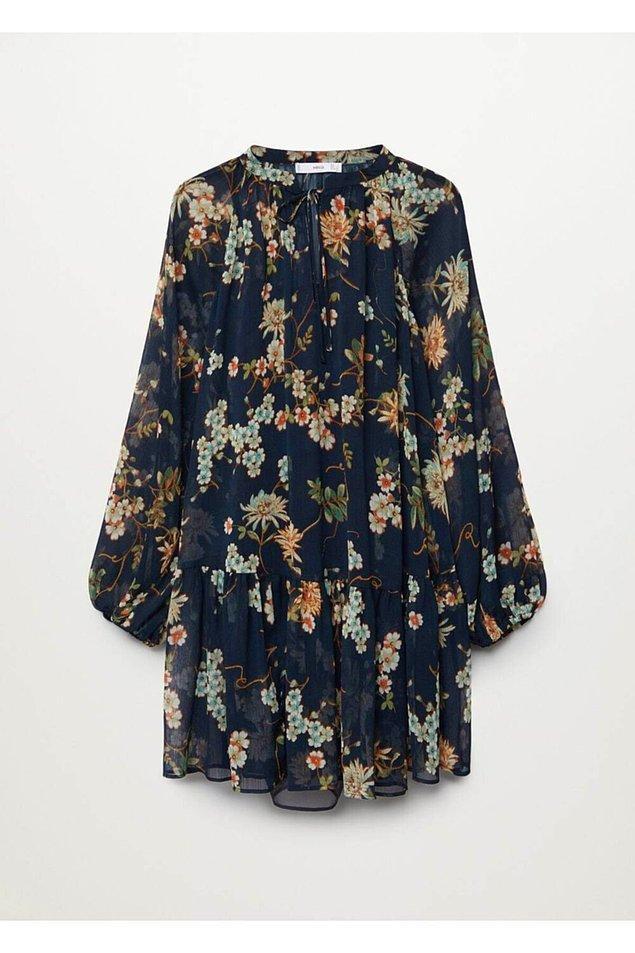 2. Yukarıdaki çizme bu elbise ile harika olur.
