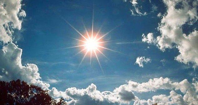 27. Yılda 300 günden fazla bir süre güneş alır.