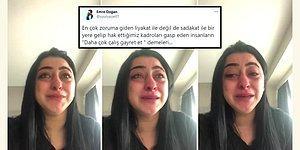 500 Bin İİBF'li Atama Bekliyor: GUY Sınavından 90 Alıp Atanamayan İİBF Mezunu Kadın Gözyaşlarına Boğuldu