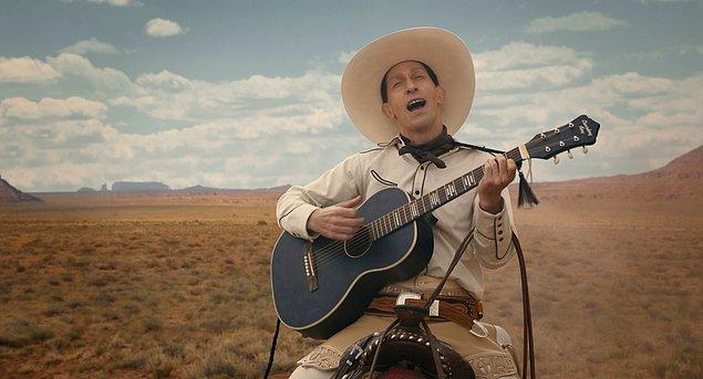 33. The Ballad of Buster Scruggs (2018)